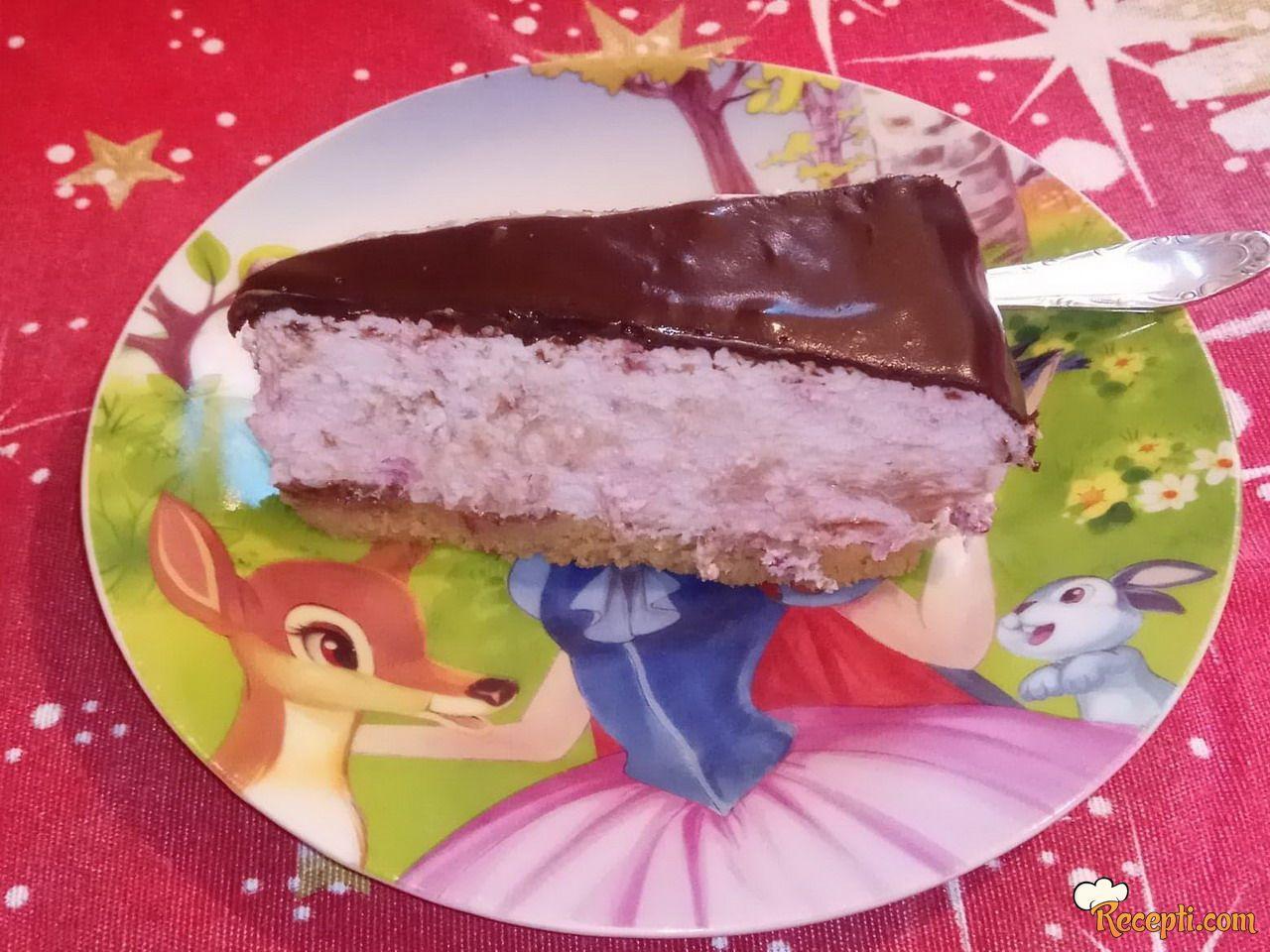 Torta sa malinama (14)