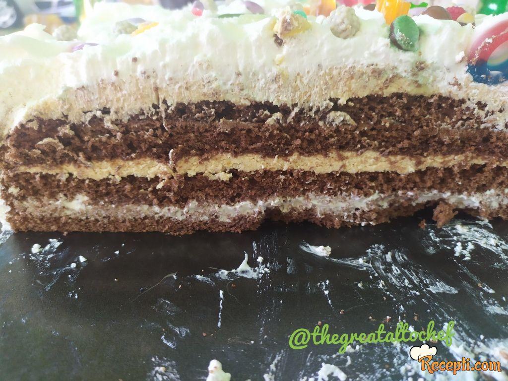 Čoko plazma torta vrhunska