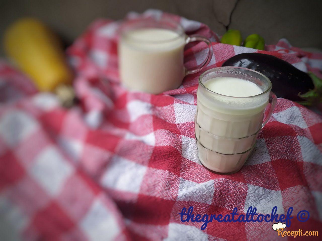 Domaći jogurt iz rerne