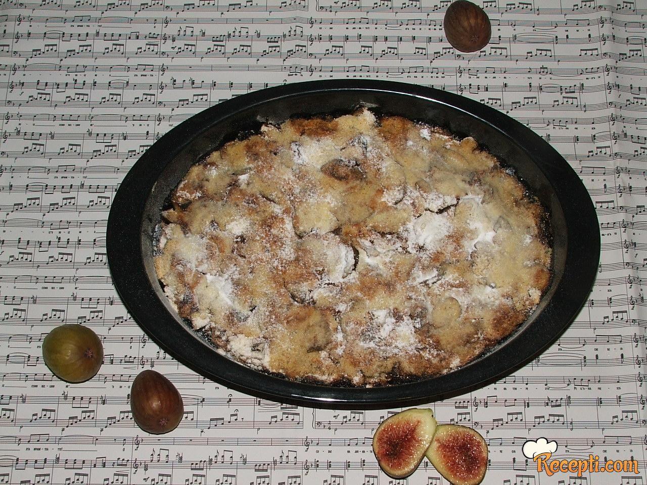 Sipa(j)mo kolač sa smokvama