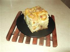 Voćni puding kolač