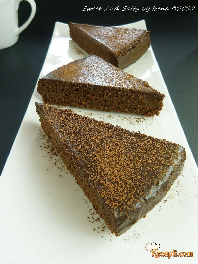 Još jedan čokoladni kolač