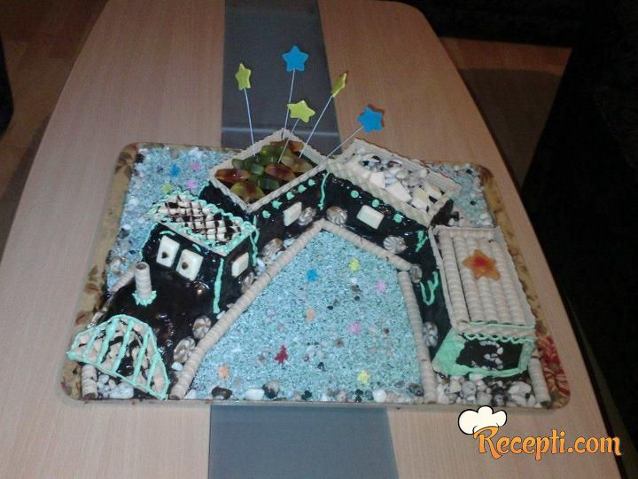 Vozić torta