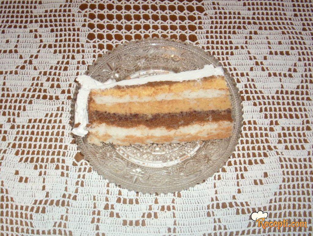Rafaelo torta (2)