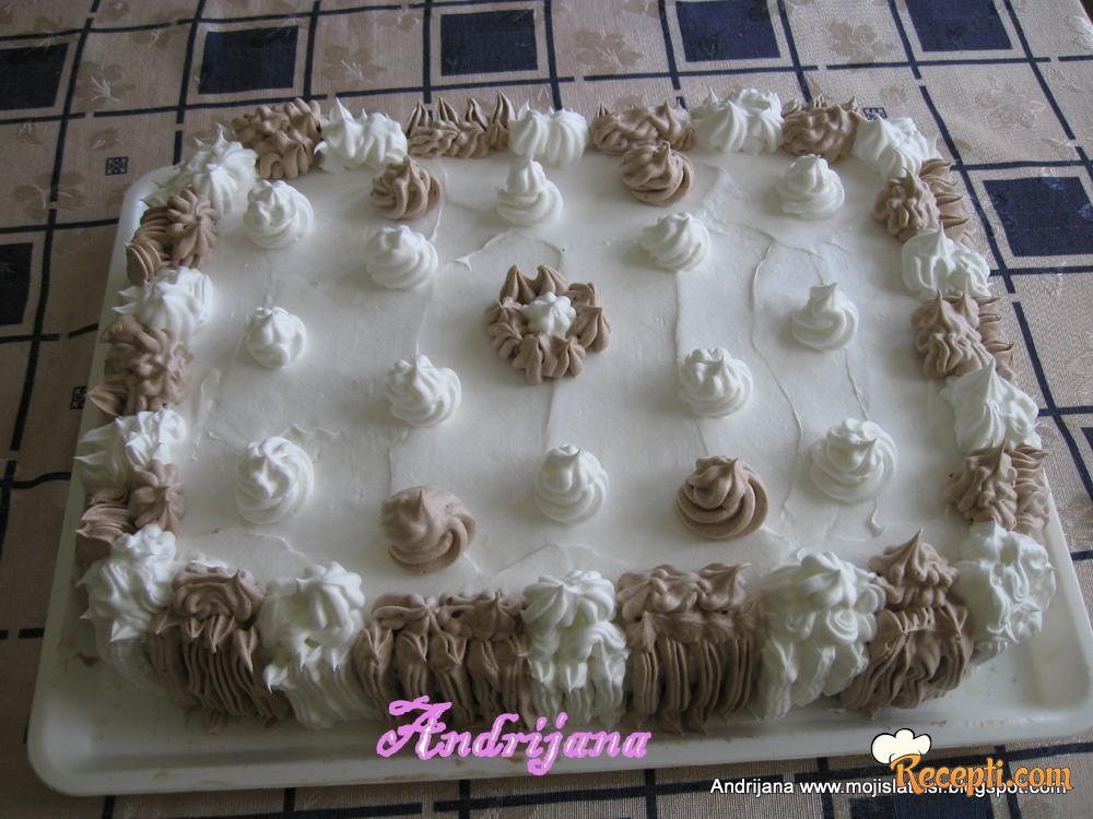 Kinder Bueno torta (2)