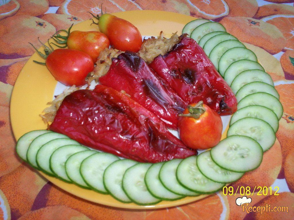 Paprika sa krompirom