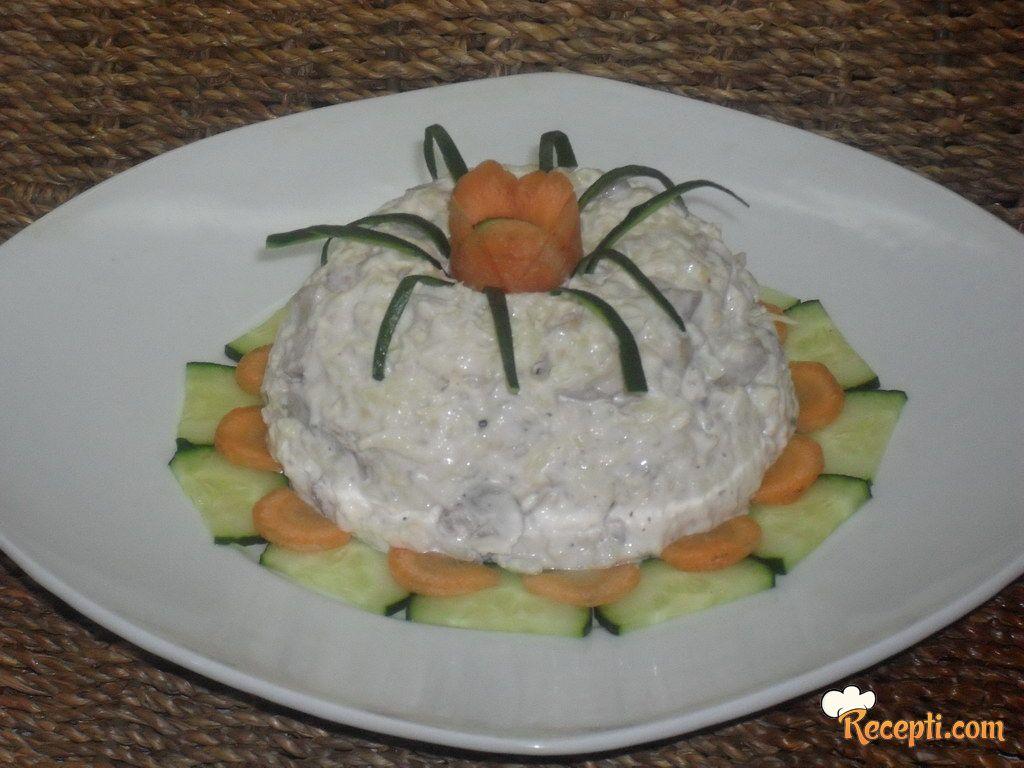Krem salata