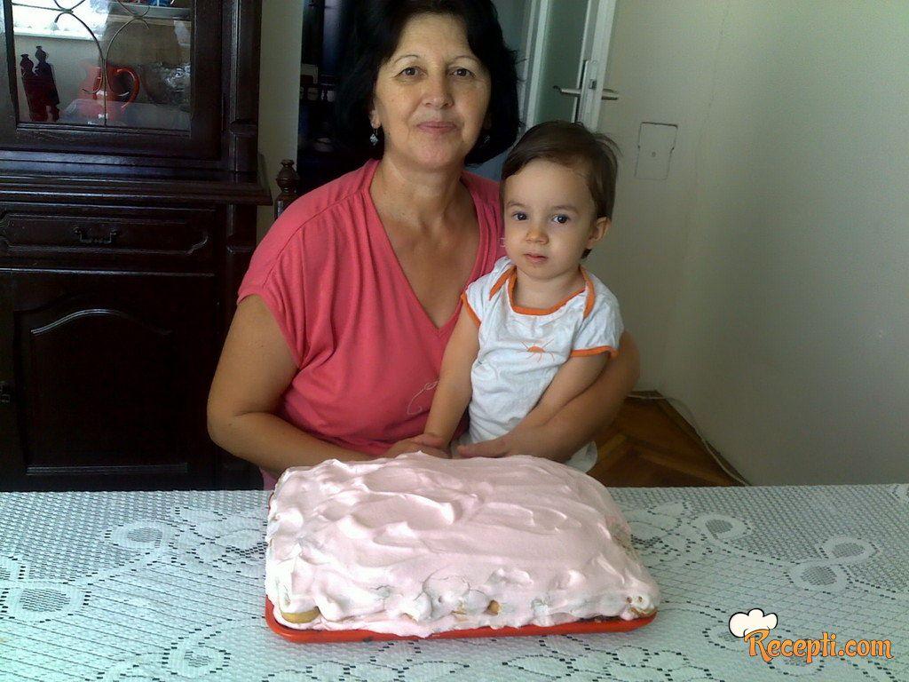 Moja rođendanska torta