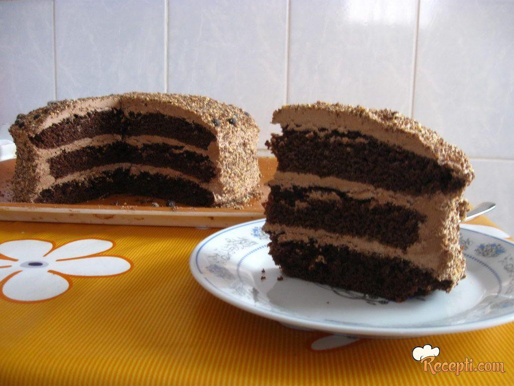 Coko-fudz torta