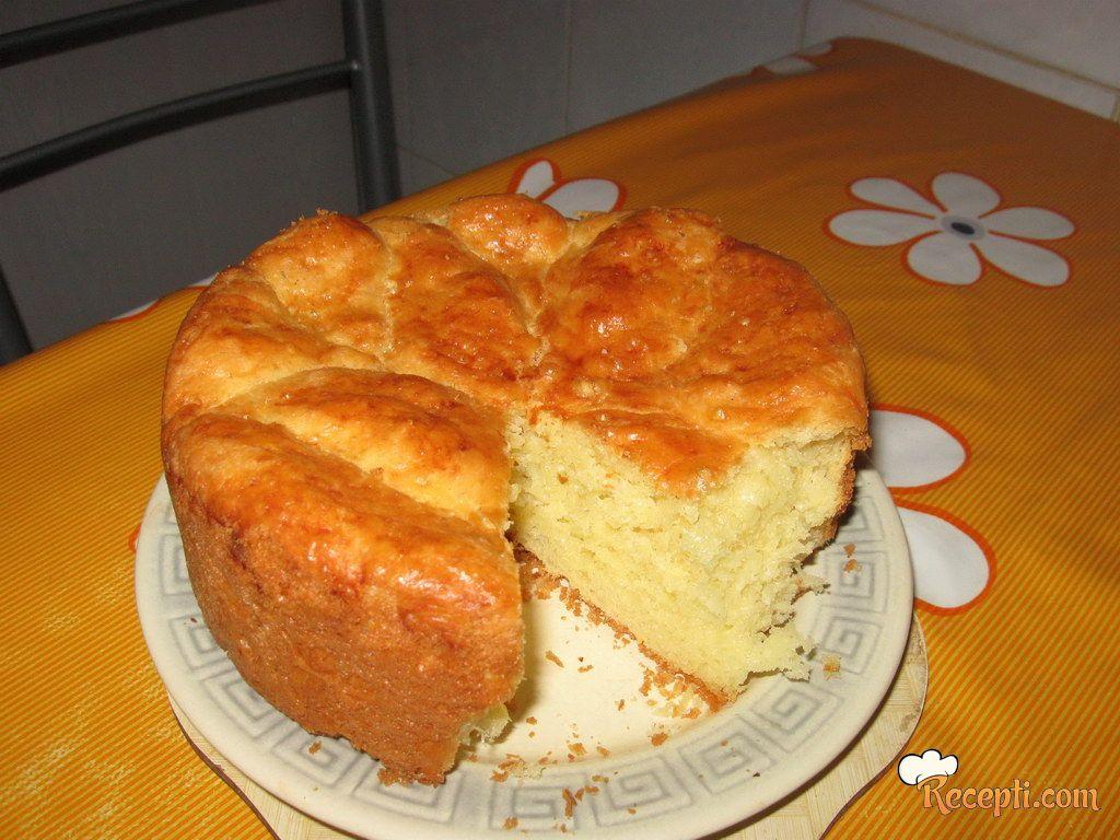 Brios nanter (francuski hleb)