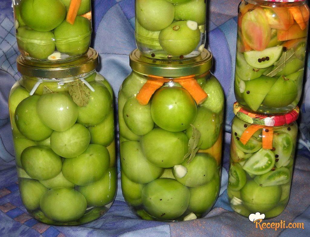 Zeleni paradajz