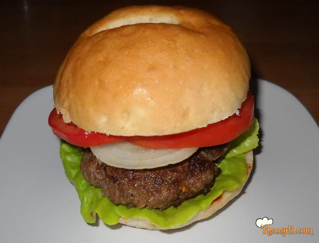 Domaći hamburgeri (2)