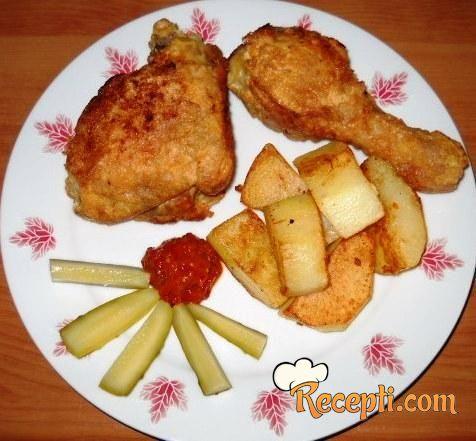 Pohovana piletina