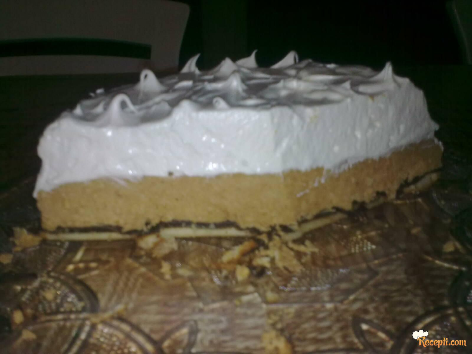 Plazma torta sa šampitom