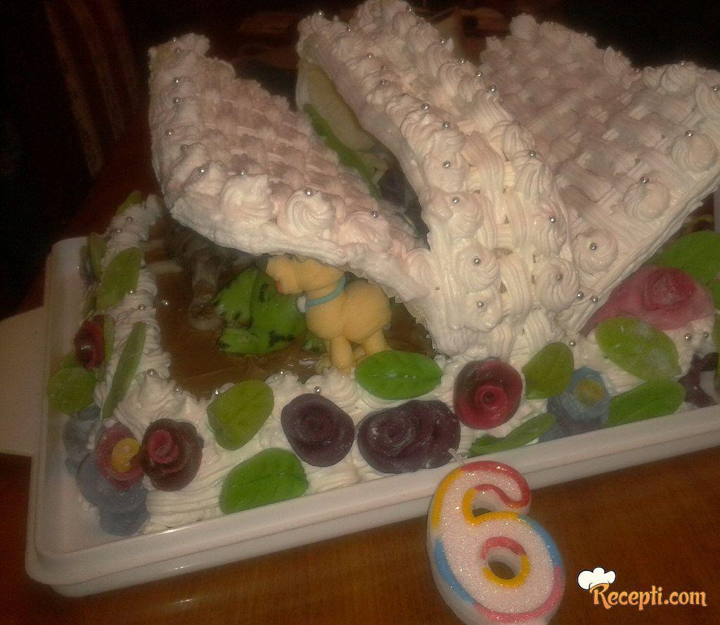 Svečana bela torta