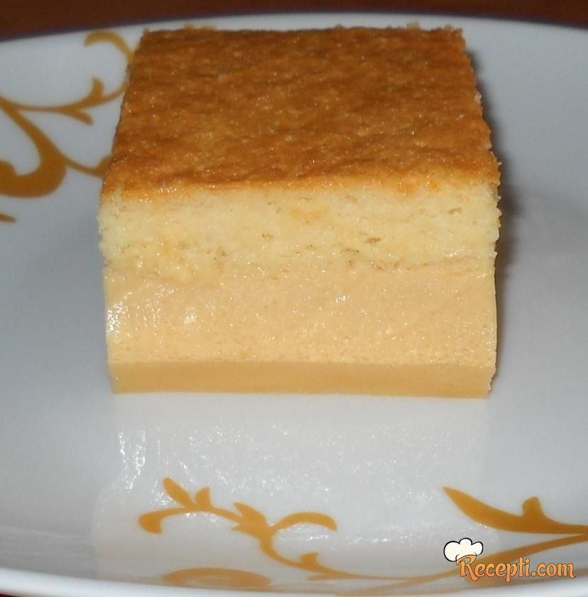 Karamelko-pametni kolač