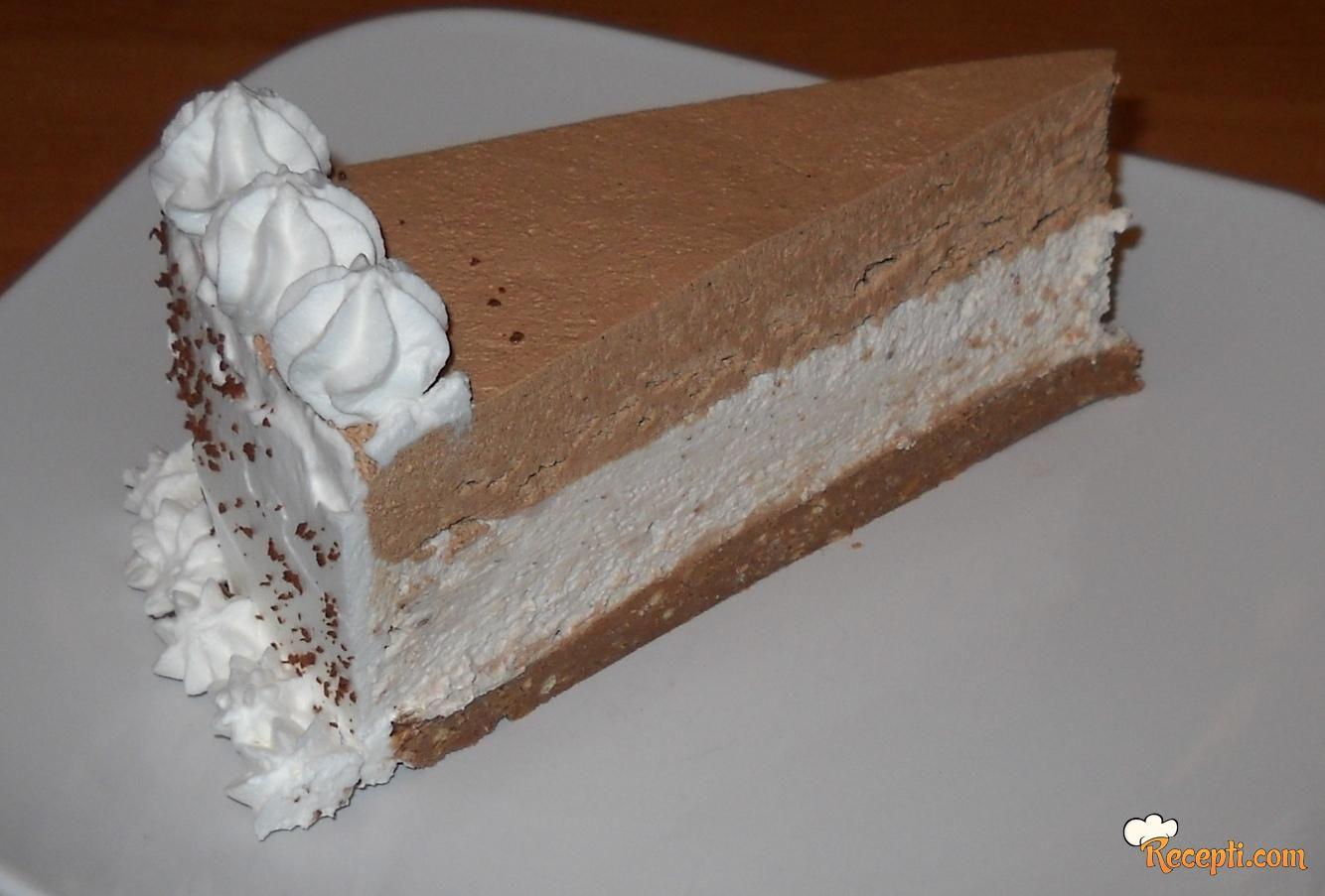 Chocodu torta