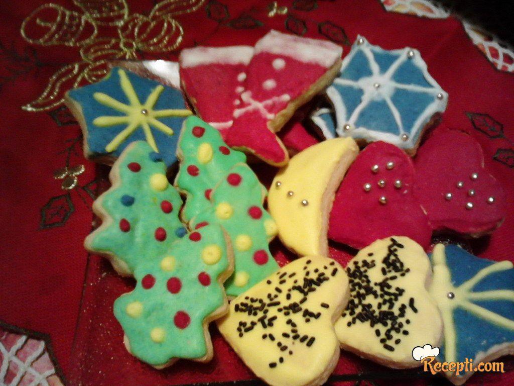 Božićni kolači sa đumbirom