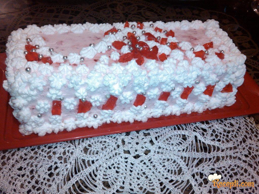 Lagana voćna torta