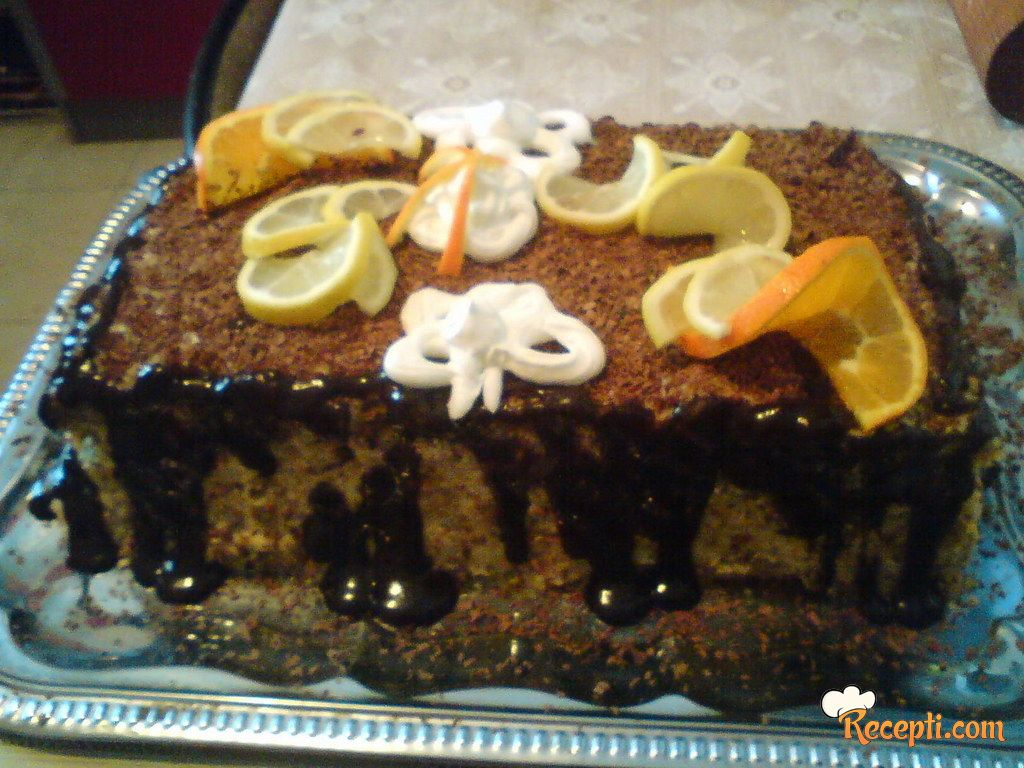 Torta *Ruska Salata*