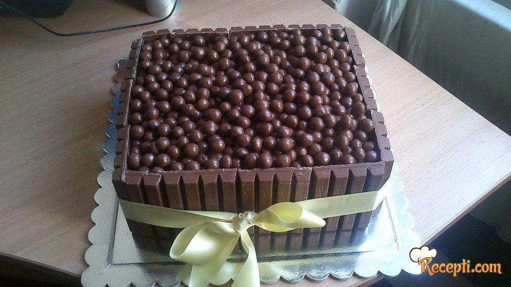 Najčokoladnija torta :)