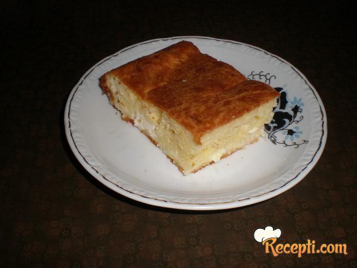 Tiropita (τυρóπιτα)