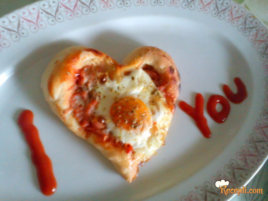 Pizza ljubavi
