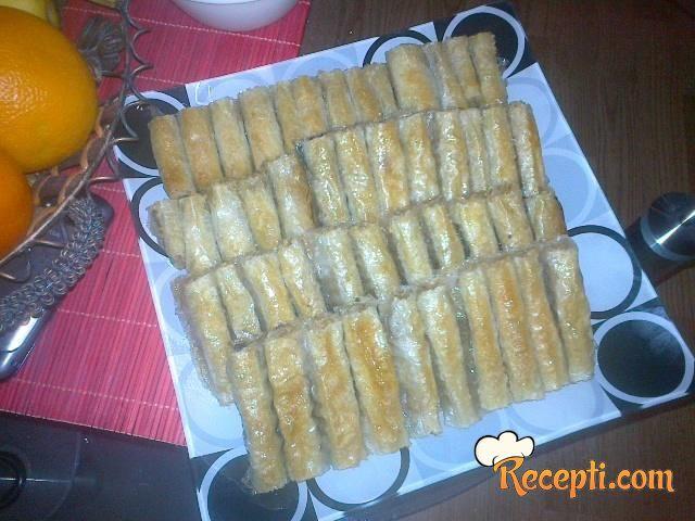 Čoko-keks baklava