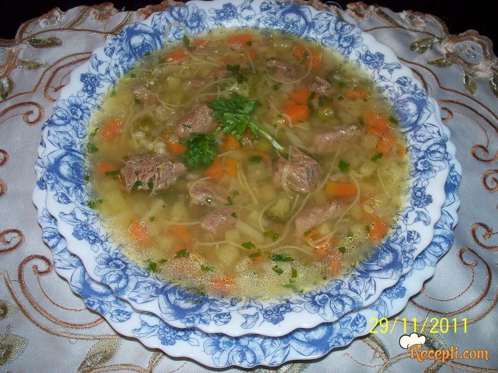 Vitaminska supa