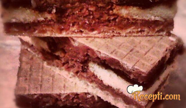 Oblatna sa Jaffa keksom by Mila