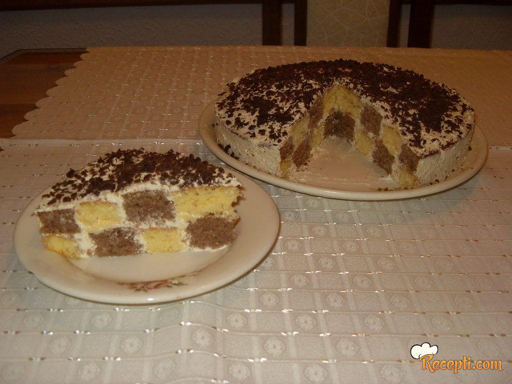 Šah torta (3)