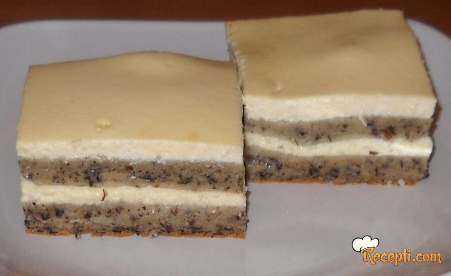 Slana torta od heljde i sira