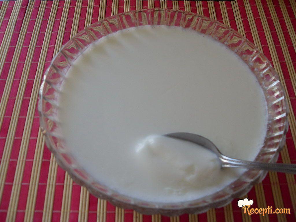 Domaći jogurt