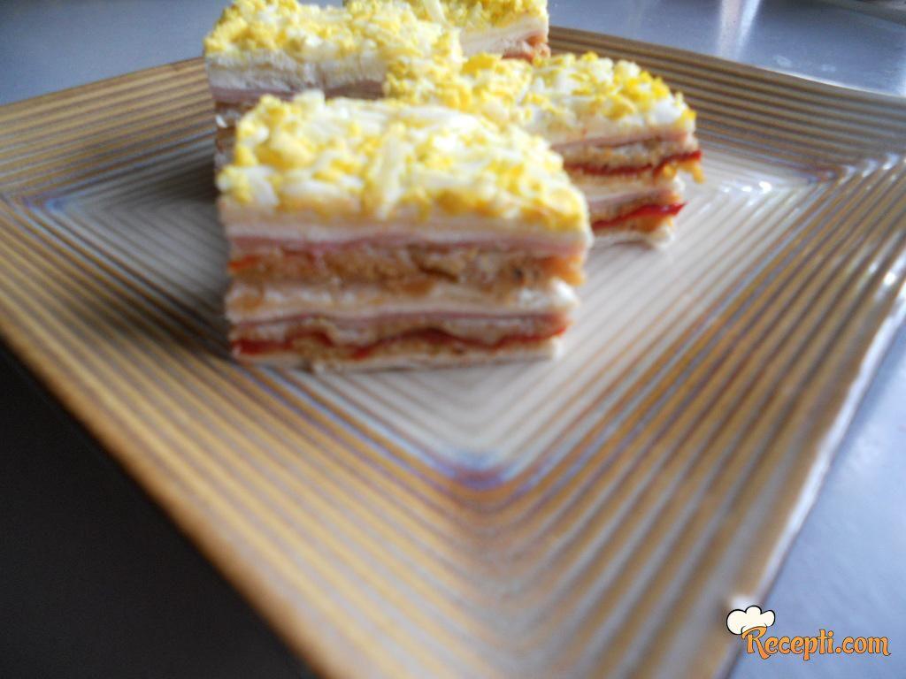 Slana rozen torta (2)