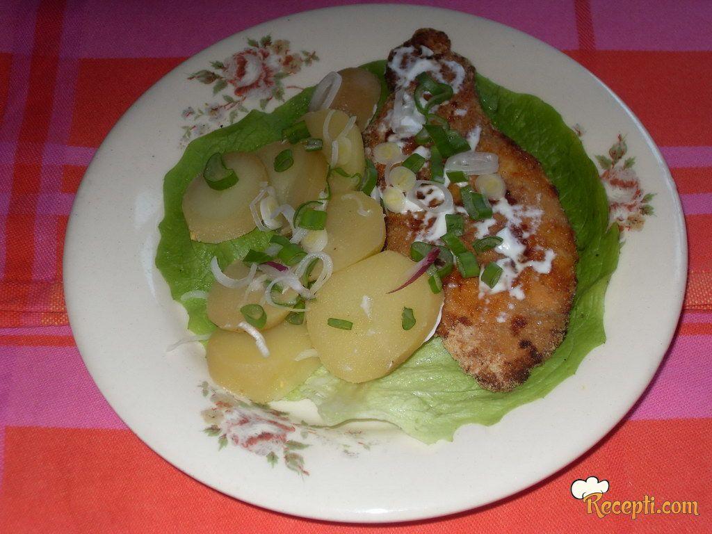 Piletina u marinadi od pavlake