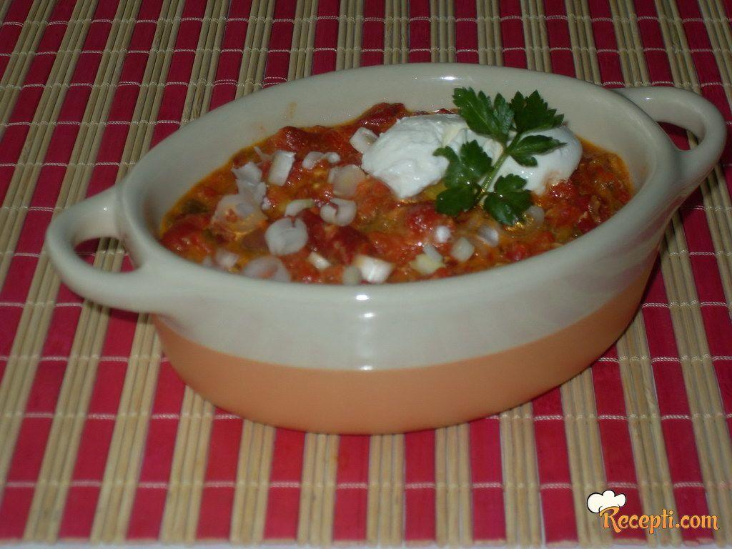 Pržene paprike (2)