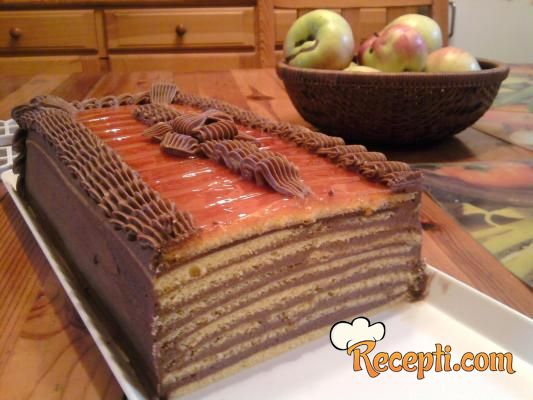 Doboš torta - Recepti.com